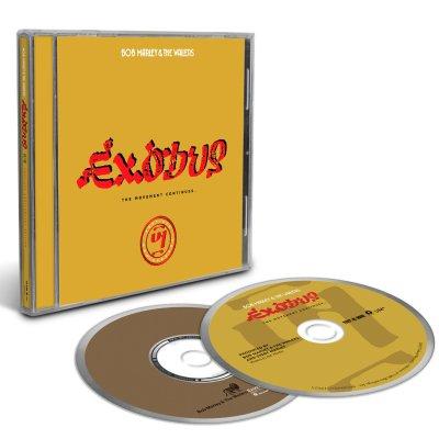 Bob Marley - Exodus 40 | 2xCD Set