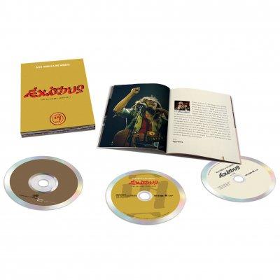 Bob Marley - Exodus 40 | 3xCD Set