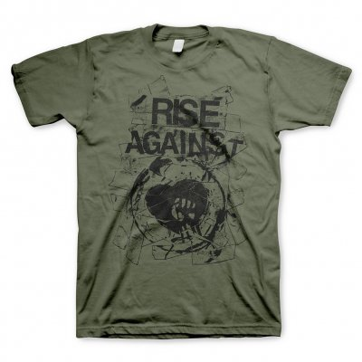 Rise Against - Tape | T-Shirt