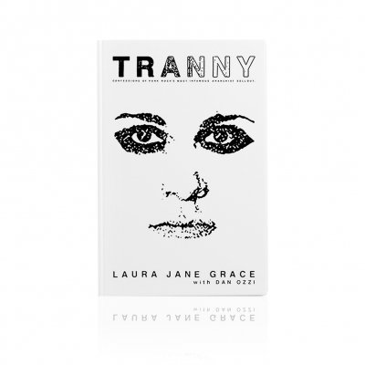 Laura Jane Grace - Tranny | Book