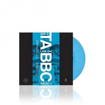 Touche Amore - Live On BBC Radio 1, Vol 2 | Opaque Blue 7 Inch