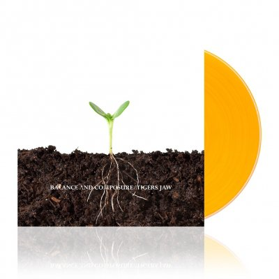 Balance And Composure/Tigers Jaw - Split | Trans. Yellow Vinyl