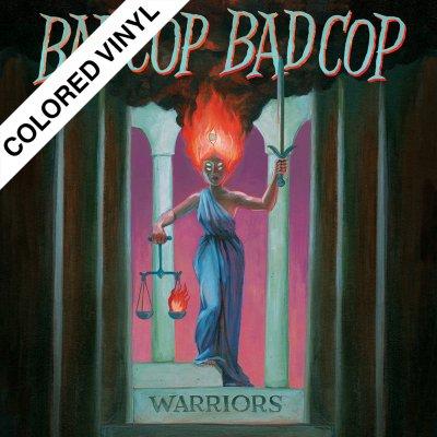 Bad Cop/Bad Cop - Warriors | Colored Vinyl