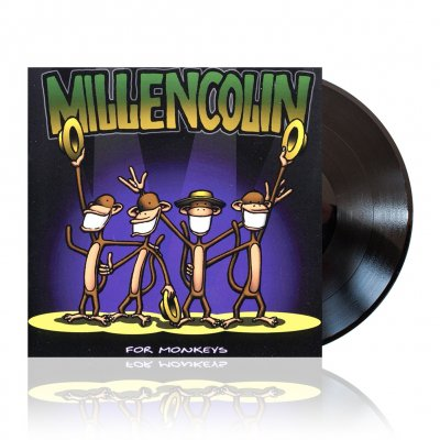 millencolin - For Monkeys | 180g Vinyl