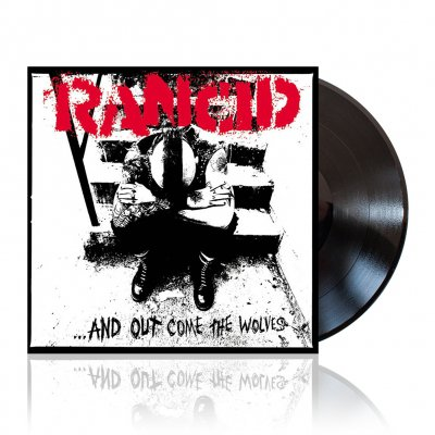 Rancid - And Out Come The Wolves 20th Anniv. | Black Vinyl