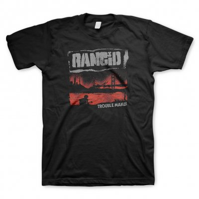 rancid - Trouble Maker | T-Shirt