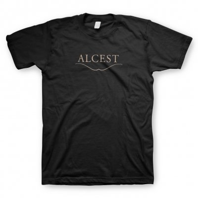 alcest - Golden Logo | T-Shirt
