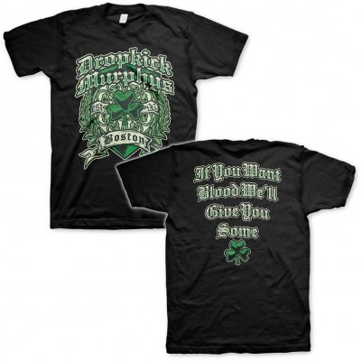 dropkick-murphys - Boston Irish Heart | T-Shirt