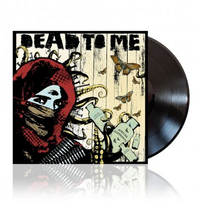 Dead To Me - African Elephants | Black Vinyl