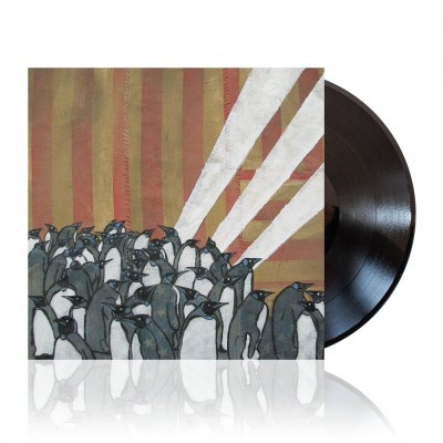 Dillinger Four - Civil War | Black Vinyl