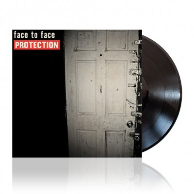 face-to-face - Protection | Black Vinyl