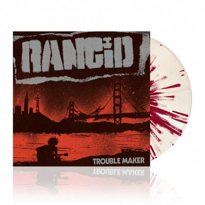 rancid - Trouble Maker | Colored Vinyl
