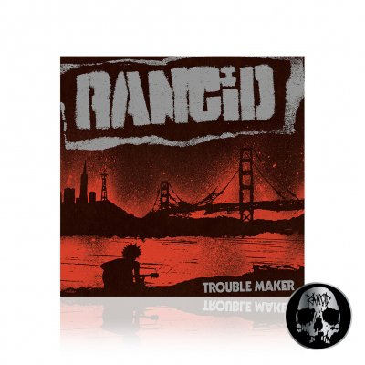 Rancid - Trouble Maker | CD+Pin