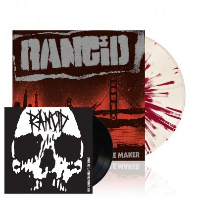 Rancid - Trouble Maker | Colored Vinyl+7Inch