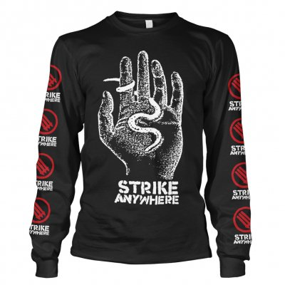 Strike Anywhere - Hand Of Glory | Longsleeve