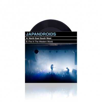 Japandroids - North East South West | 7 Inch
