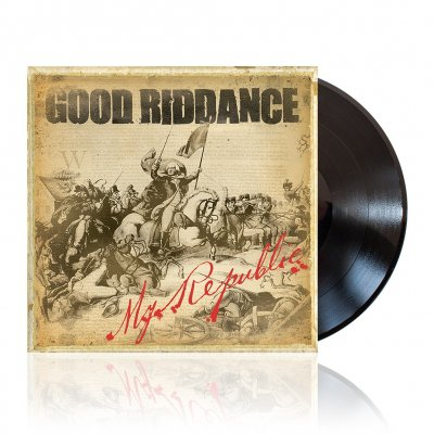 Good Riddance - My Republic | Black Vinyl