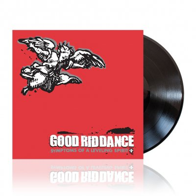 Good Riddance - Symptoms Of A Leveling Spirit | Black Vinyl