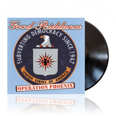 Good Riddance - Operation Phoenix | Black Vinyl