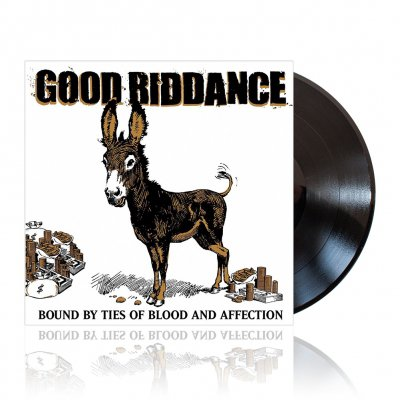 Bound By Ties Of Blood And Affection| Black Vinyl