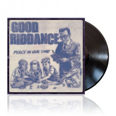 Good Riddance - Peace In Our Time | Black Vinyl