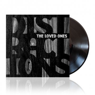 The Loved Ones - Distractions | Black Vinyl