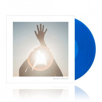 alcest - Shelter | Trans. Blue Vinyl