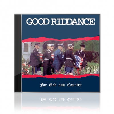 Good Riddance - For God And Country | CD