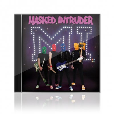masked-intruder - M.I. | CD