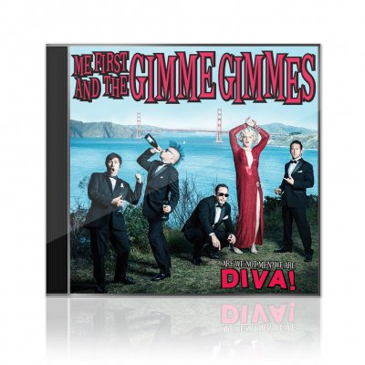 Me First And The Gimme Gimmes - Are We Not Men? We Are Diva! | CD