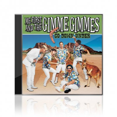 Me First And The Gimme Gimmes - Go Down Under | CD EP