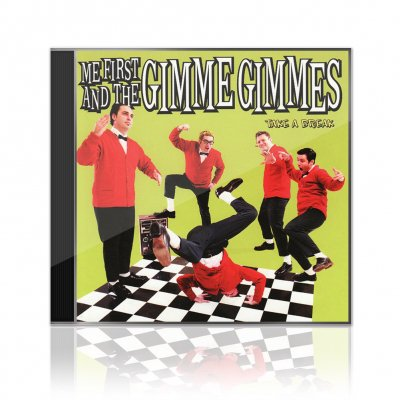 Me First And The Gimme Gimmes - Take A Break | CD