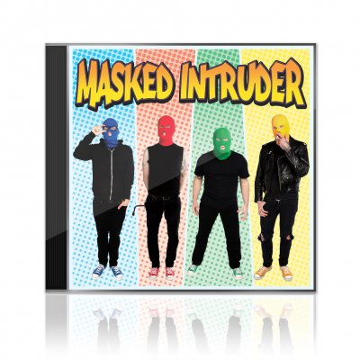 fat-wreck-chords - Masked Intruder | CD