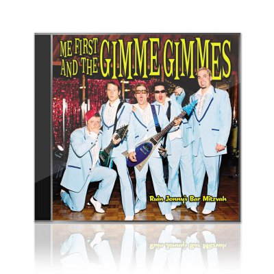 Me First And The Gimme Gimmes - Ruin Jonny's Bar Mitzvah | CD