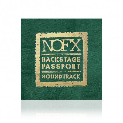 Backstage Passport Soundtrack | CD