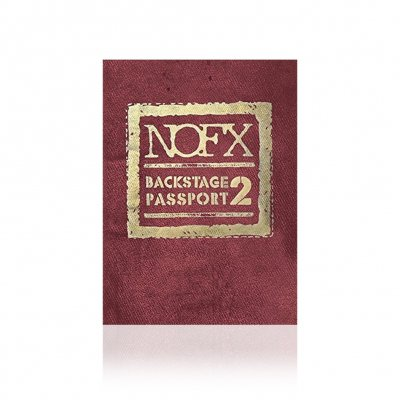 NOFX - Backstage Passport 2 | DVD