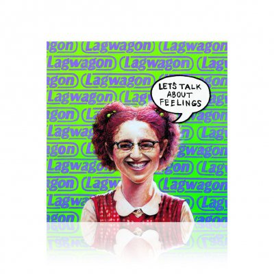 lagwagon - Let's Talk About Feelings | Reissue CD
