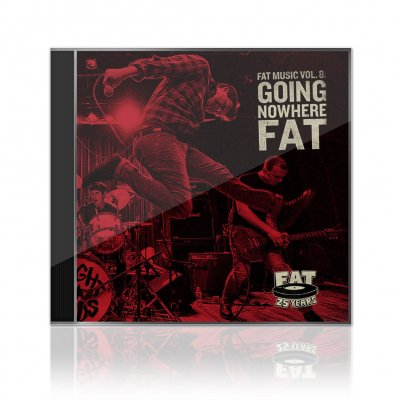 Fat Wreck Chords - Fat Music Vol. 8: Going Nowhere Fat | CD