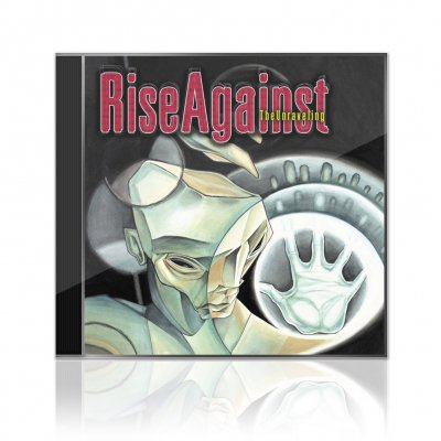 rise-against - The Unraveling | Reissue CD