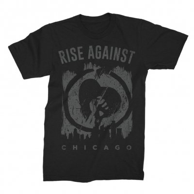 rise-against - Skyline | T-Shirt