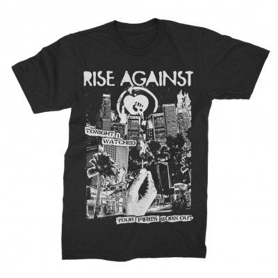 rise-against - Fires | T-Shirt