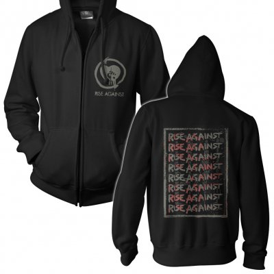 rise-against - Repeater | Zip-Hood