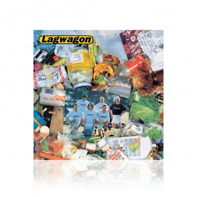 Trashed | Reissue CD