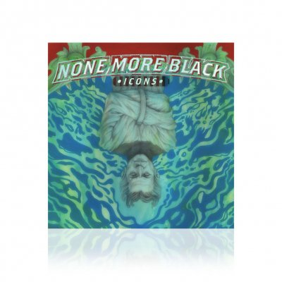 None More Black - Icons | CD
