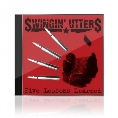Swingin Utters - Five Lessons Learned | CD