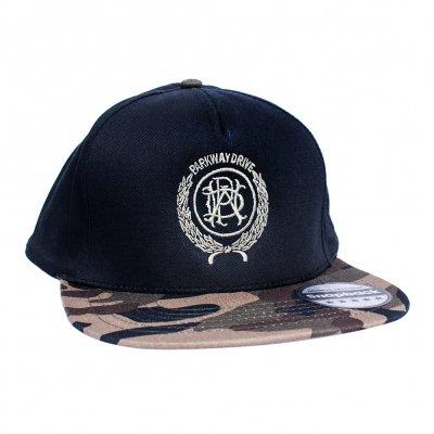 shop - Circle Crest | Snapback Cap