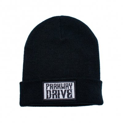 shop - Logo Patch | Beanie