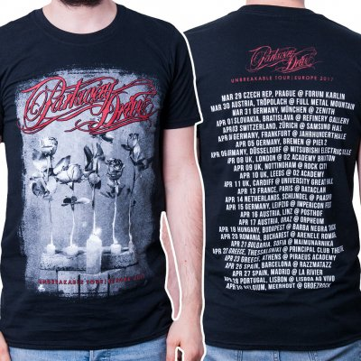 Parkway Drive - Unbreakable 2017 Tour | T-Shirt