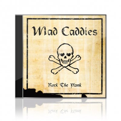 Mad Caddies - Rock The Plank | CD