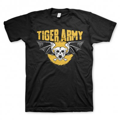 Tiger Army - Skull Tiger Bat | T-Shirt